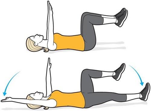 تقویت عضلات لگن ورزشی برای بیاختیاری مدفوع